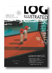 LOG Illustrated is a contemporary art magazine