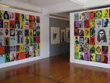 Family First (installation view)